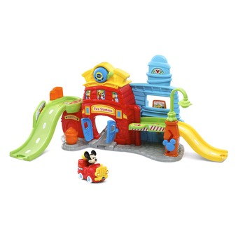 Go! Go! Smart Wheels® Mickey Mouse Silly Slides Fire Station